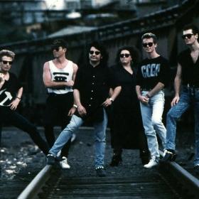 Richard Clapton Band 1988